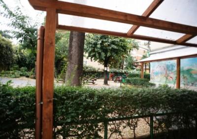 ...il giardino...